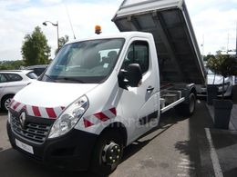 RENAULT iii chassis cabine confort r3500rj l3 benne 2.3 dci 130 euro6
