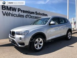 BMW X3 F25 (f25) (2) xdrive20da 190 lounge plus