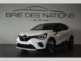 RENAULT CAPTUR 2 ii tce 100ch experience