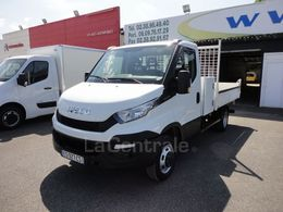 IVECO 35c12 benne coffre roues jumelees attelage climatisation