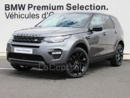 LAND ROVER DISCOVERY SPORT 2.0 td4 180 hse 4wd luxury auto