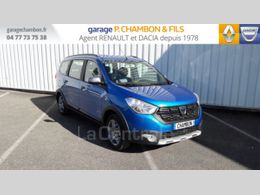 DACIA LODGY STEPWAY blue dci 115 stepway prestige 7 places