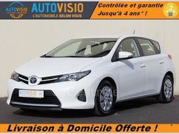 Photo toyota auris 2013
