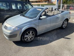 RENAULT MEGANE 2 COUPE CABRIOLET ii coupe-cabriolet 2.0 16s luxe privilege
