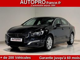 PEUGEOT 508 (2) 1.6 bluehdi 120 allure eat6