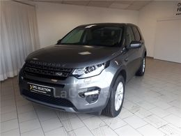 LAND ROVER DISCOVERY SPORT 2.0 td4 180 4wd pure auto