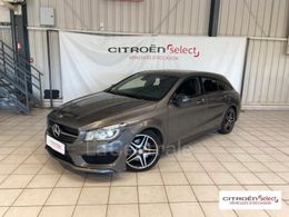 MERCEDES CLA SHOOTING BRAKE (2) shooting brake 220 d fascination 7g-dct