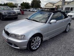 BMW SERIE 3 E46 CABRIOLET (e46) cabriolet 330cd preference luxe