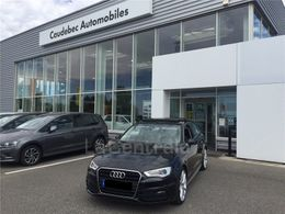 AUDI A3 (3E GENERATION) iii 2.0 tdi 150 ambition luxe s tronic 6