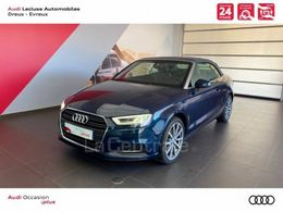AUDI A3 (3E GENERATION) CABRIOLET iii (2) cabriolet 1.5 tfsi 150 design luxe s tronic 7