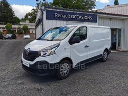 RENAULT TRAFIC 3 iii fourgon grand confort l1h1 1200 dci 115