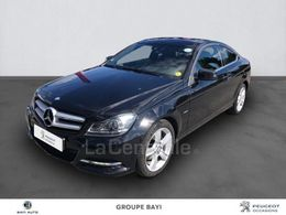 MERCEDES CLASSE C 3 COUPE iii coupe 250 cdi blueefficiency edition 1 7g-tronic