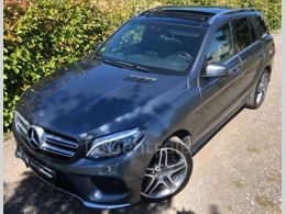 MERCEDES GLE 350 d 4matic fascination