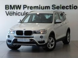BMW X3 F25 (f25) (2) sdrive18da 150 lounge plus