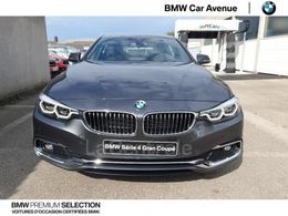 BMW SERIE 4 F36 GRAN COUPE (f36) gran coupe 418d 150 luxury