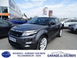 LAND ROVER RANGE ROVER EVOQUE td4 british edition bva9