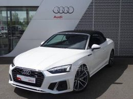 AUDI A5 (2E GENERATION) CABRIOLET ii (2) cabriolet 40 tdi 190 s line s tronic 7