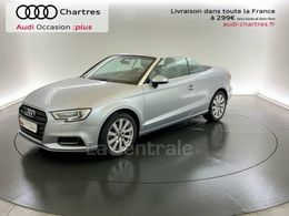 AUDI A3 (3E GENERATION) CABRIOLET iii (2) cabriolet 2.0 tdi 150 design s tronic 7