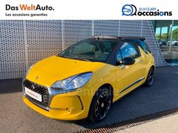DS DS 3 CABRIOLET (2) cabriolet 1.2 puretech 110 s&s so chic