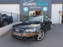 AUDI A3 (3E GENERATION) CABRIOLET III CABRIOLET 18 TFSI 180 AMBITION LUXE S TRONIC