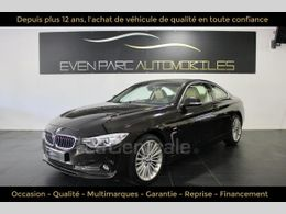 BMW SERIE 4 F32 (f32) coupe 420da 184 luxury