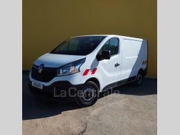 RENAULT TRAFIC 2 fourgon confort l1h1 1000 2.0 dci 90