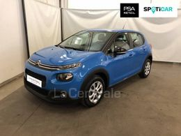 CITROEN C3 (3E GENERATION) iii 1.2 puretech 110 s&s feel eat6