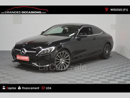MERCEDES CLASSE C 4 COUPE iv coupe 200 executive 9g-tronic