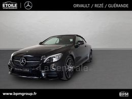 MERCEDES CLASSE C 4 CABRIOLET iv (2) cabriolet 220 d amg line 9g-tronic