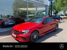 MERCEDES CLASSE C 4 COUPE IV 2 COUPE 220 D AMG LINE 9G-TRONIC
