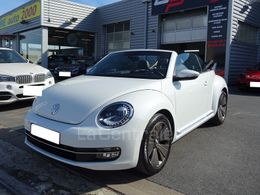 VOLKSWAGEN COCCINELLE CABRIOLET cabriolet 1.2 tsi 105 bluemotion technology couture dsg7