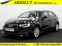 AUDI A3 (3E GENERATION) SPORTBACK 1.4 tfsi 122ch attraction s tronic 7