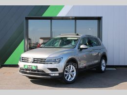 VOLKSWAGEN TIGUAN 2 ii 2.0 tdi 150 bluemotion technology carat 4motion bv6