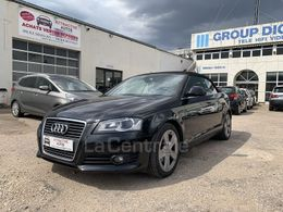 AUDI A3 (2E GENERATION) CABRIOLET ii (3) cabriolet 1.8 tfsi 160 ambition luxe 9cv