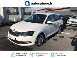 Photo d(une) SKODA  III COMBI 14 TDI 90 CR GREEN TEC EDITION d'occasion sur Lacentrale.fr