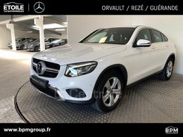 MERCEDES GLC COUPE 220 d executive 4matic