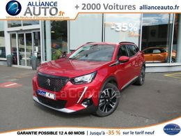 PEUGEOT 2008 (2E GENERATION) ii 1.5 bluehdi 130 s&s 7cv allure eat8
