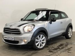 MINI PACEMAN (2) 1.6 cooper d 112 pack red hot chili