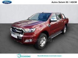 FORD 3.2 tdci 200ch double cabine limited