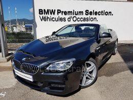 BMW SERIE 6 F12 CABRIOLET (f12) (2) cabriolet 640d 313 xdrive m sport bva8