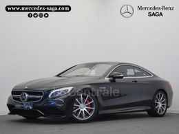 MERCEDES CLASSE S 7 COUPE AMG vii coupe 63 amg 4matic