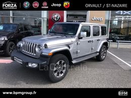 JEEP WRANGLER 3 iii unlimited 2.0 i t 272 overland auto 4p