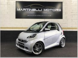 SMART FORTWO 2 ii (2) coupe brabus 75 kw softouch