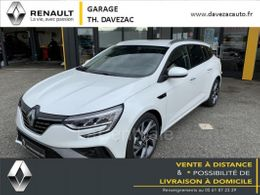 RENAULT MEGANE 4 ESTATE iv (2) estate 1.3 tce 160 fap rs line edc