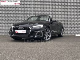 AUDI A5 (2E GENERATION) CABRIOLET ii (2) cabriolet 40 tfsi 190 s line s tronic 7