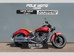 INDIAN SCOUT-SIXTY SCOUT SIXTY 158MOIS