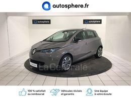 RENAULT ZOE q90 edition one charge rapide gamme 2017