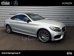 MERCEDES CLASSE C 4 COUPE iv coupe 250 d fascination 4matic 9g-tronic