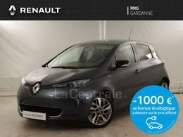 RENAULT ZOE r90 edition one gamme 2017