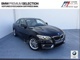 BMW SERIE 2 F22 COUPE (f22) coupe 218d 150 luxury